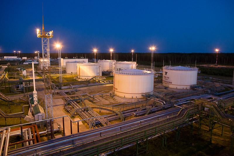 российские буровые установки для бурения скважин на нефть и газ